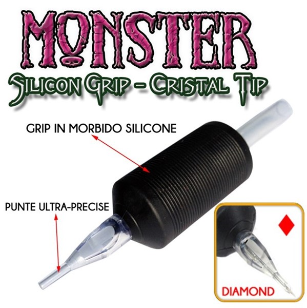Immagine di MONSTER 09 DIAMOND TIP